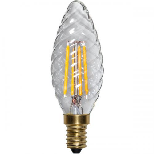 LED bulb - Twisted E14 35 mm, 320 lm