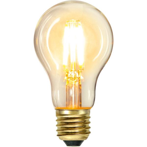 Fantastisk LED-lampa - Glödlampa LED med varmt sken, 400 lm - Sekelskifte JH-99