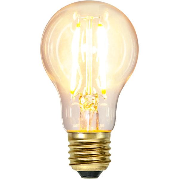 LED-lampa - Klassisk 60 mm 720 lm - sekelskifte - gammaldags inredning - retro - klassisk stil