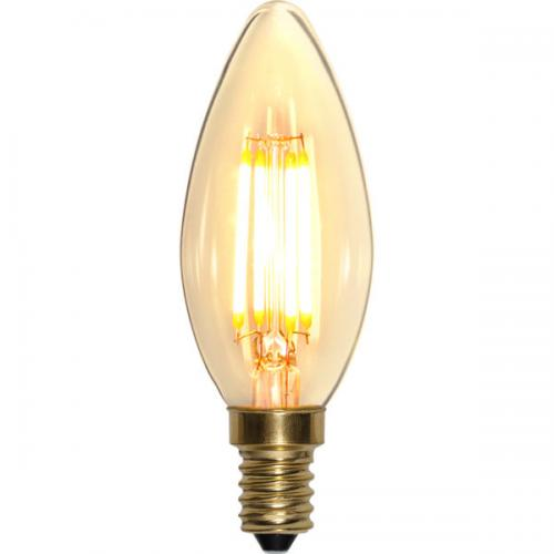LED lampa Gammaldags glödlampa LED, 600 lm Sekelskifte