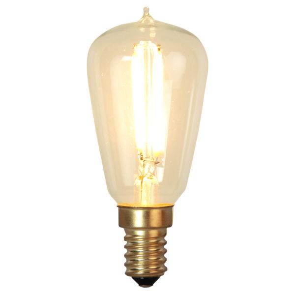 Splitter nya LED-lampa - Edison mini glödlampa LED, 120 lm - Sekelskifte TP-73