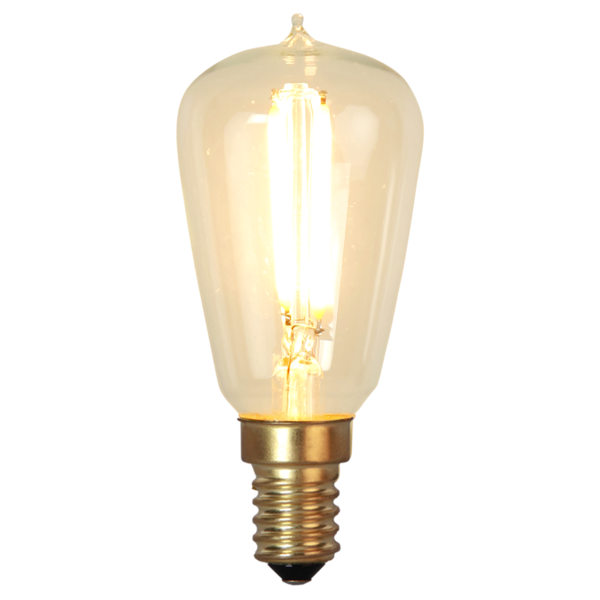 LED bulb - Edison mini E14, 120 lm