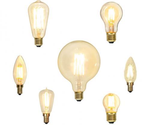 Tips & Fakta - LED-lampor, bra att veta innan köp