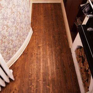 Facts & Info - Linseed oil wax, spruce floor