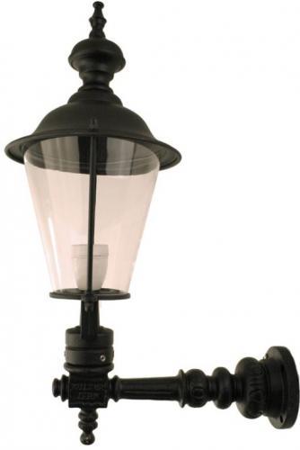 Exterior Lamp - Wall lamp Lysvik L4 round