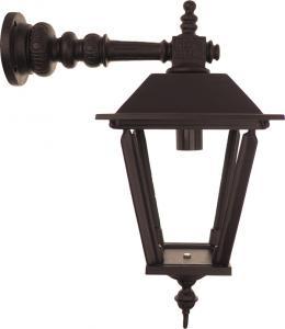 Utomhuslampa - Lysvik L4 hängande - sekelskiftesstil - gammaldags inredning - retro - klassisk stil