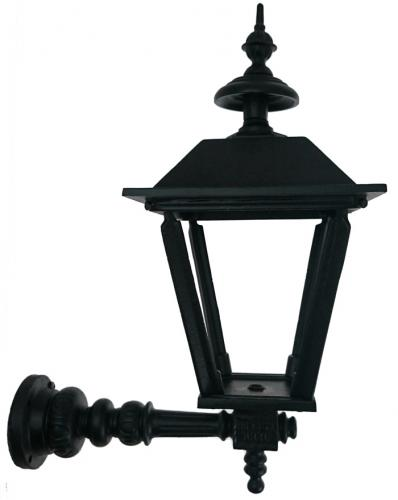 Exterior Lamp - Wall lantern Lysvik L4 short - old fashioned style - vintage interior - oldschool style