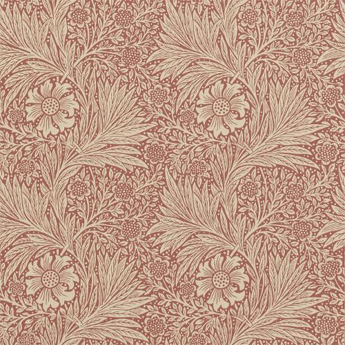 William Morris & Co. Wallpaper - Marigold Brick