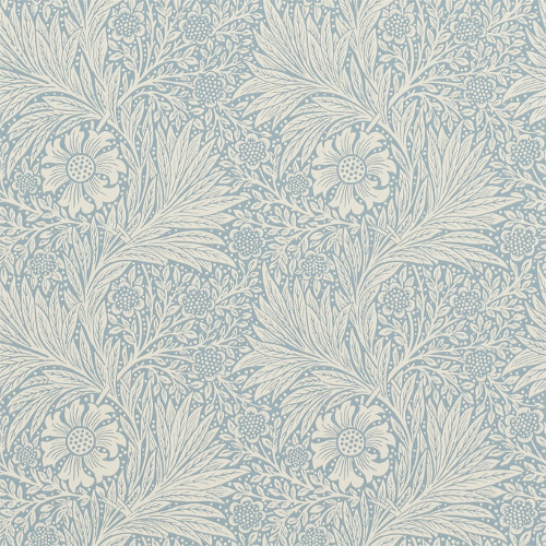 William Morris & Co. Wallpaper - Marigold Wedgwood - old style - classic interior - vintage style