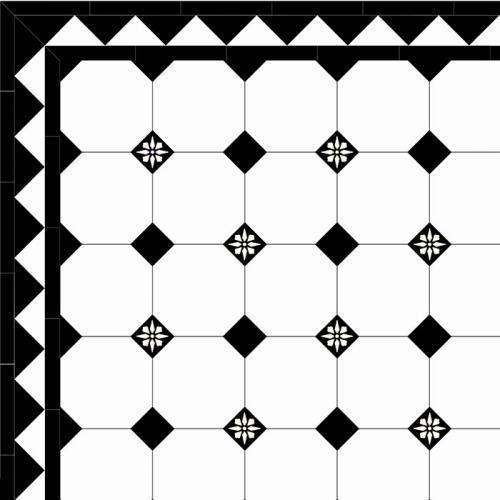 Inspirasjon - Encaustic Floor Tiles