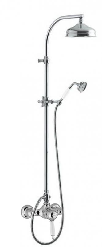 Shower Set - Maxima Low with Oxford thermostat