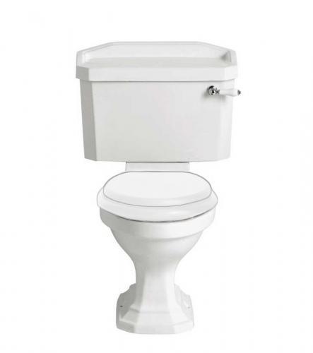 WC - Heritage Granley med spolvred UTAN SITS