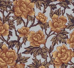Wallpaper - Pionen gold/blue