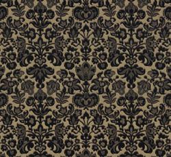 Wallpaper - Kapten Jonsson brown/gold