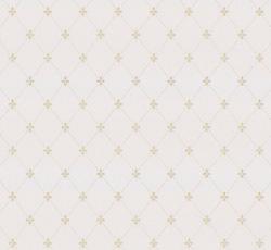 Wallpaper - Filipsborg white/gold