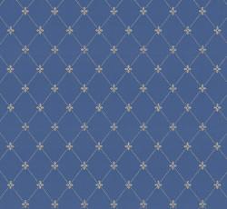 Wallpaper - Filipsborg blue/gold