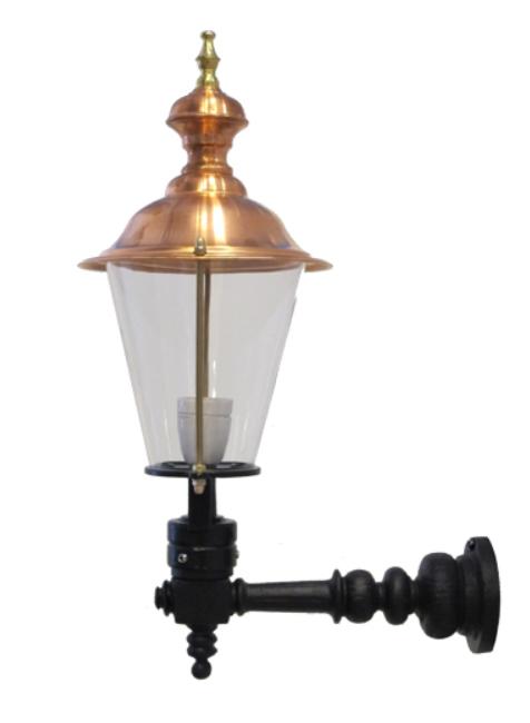 Exterior Lamp - Wall lamp Lysvik L4 copper - old style - vintage - classic interior - retro