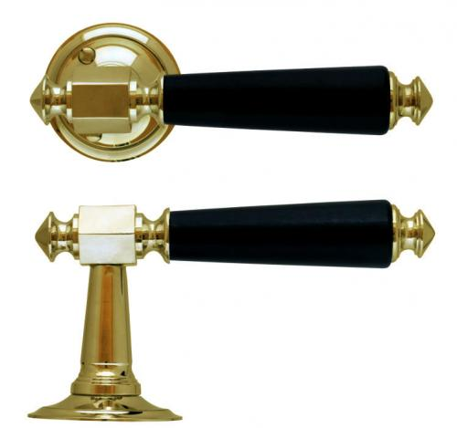 Door Handle - Sigfrid Jansson 11 brass