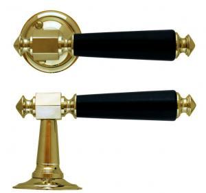 Door Handle - Sigfrid Jansson 11 brass