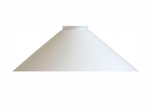 Shoemaker lamp shade - 25 cm Opal white