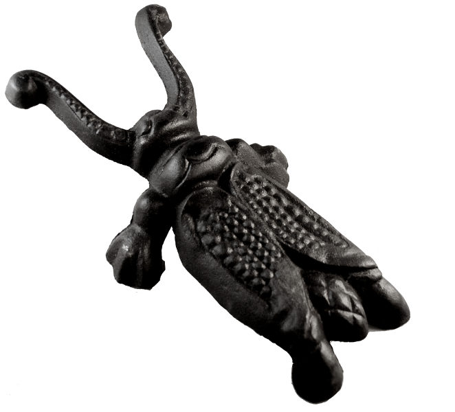 Stövelknekt - Svart gjutjärn