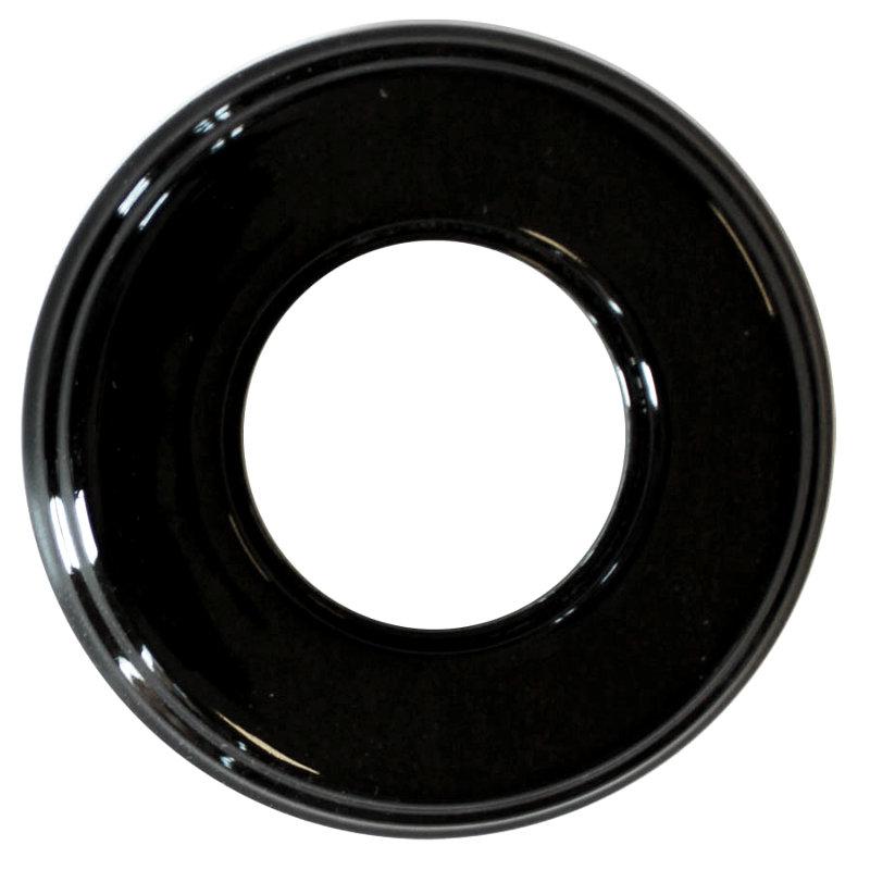 Frame 1 Element G.Colonial, Black Porcelain