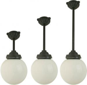 Outdoor Lamp - Pipe Pendant