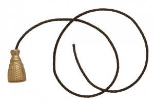 Tarred hemp rope - 3 mm