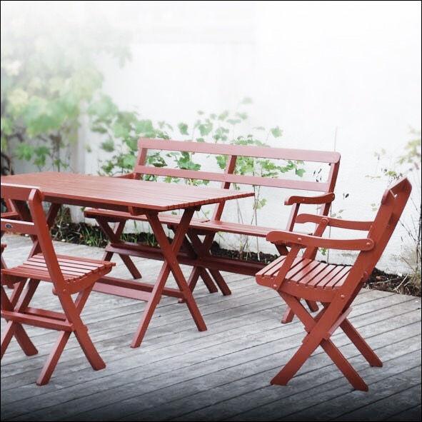 Tips & Fakta - Våra trädgårdsmöbler av trä