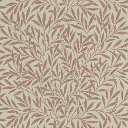 William Morris & Co. Tapet - Willow Russet
