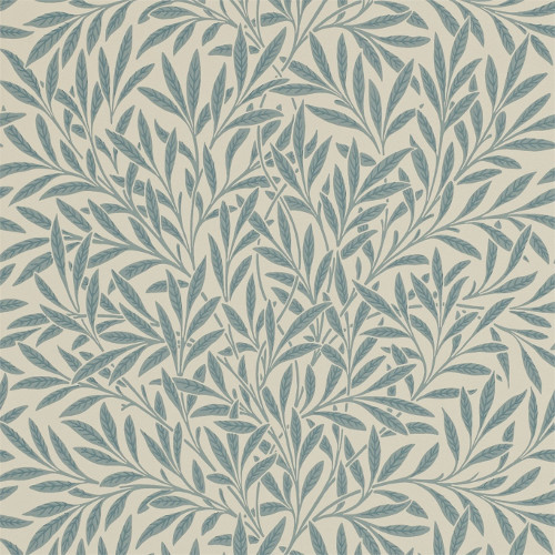 William Morris & Co. Tapet - Willow Slate