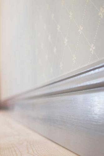Gammeldags gulvsokler sekelskifte - arvestykke - gammeldags dekor - klassisk stil - retro - sekelskifte