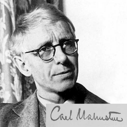 Historisk Kuriositet - Mønstermannen Carl Malmsten