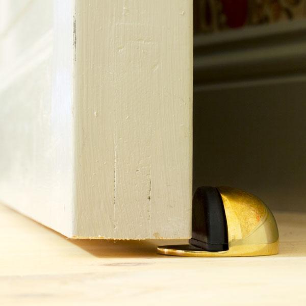 inspiration dörrstopp - sekelskifte - gammaldags stil - klassisk inredning - retro