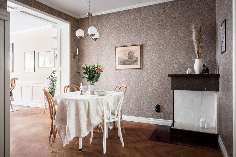 inspiration-johanneberg - gammaldags inredning - klassisk stil - retro -sekelskifte