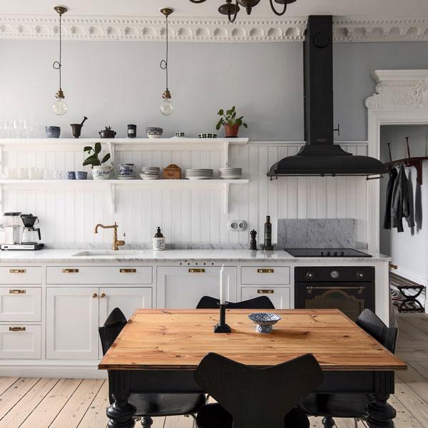 Inspiration - Dream apartment at Kungsholmen