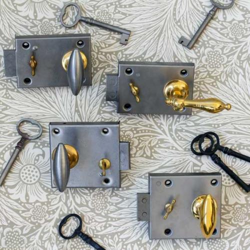 Tips & Fakta  - Historiske låser