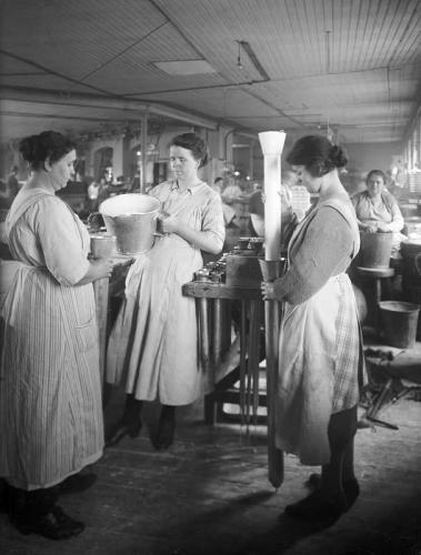 Historical Curiosity - Liljeholmens Stearinfabrik