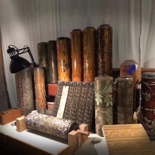 Tips & Fakta - Tapeter från Lim & Handtryck - sekelskifte - gammaldags stil - klassisk inredning - retro