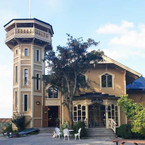 Historical Curiosity - Villa Lyran