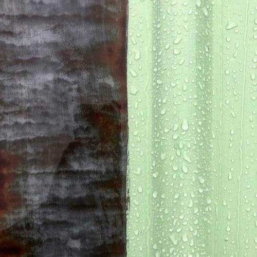Tips & Fakta - Måla plåttak med linoljefärg