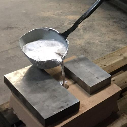 Facts & Info - Sand casting