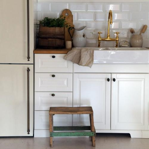 Inspiration - Kitchen renovation in the old station