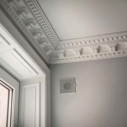 Inspiration - Cornice Mouldings & decorative elements