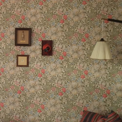 Wallpaper Inspiration - Which wallpaper was typical around the turn of the century? - oldschool style - vintage interior - classic style - retro