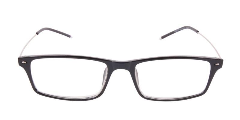 Blackpool - blanka svarta glasögon