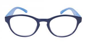 Coventry - läsglasögon i mörkblått och klarblått
