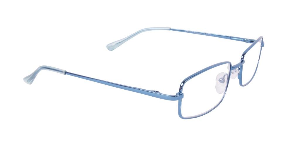 Set med fyra par läsglasögon med metallbågar dbd7bb1030037