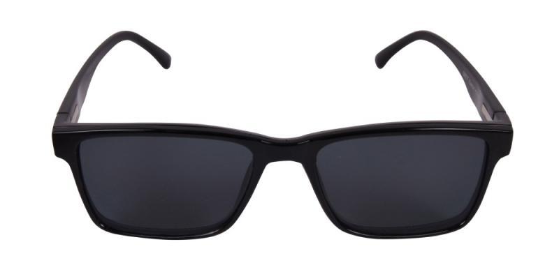 Everton - Snygg klassisk modell i svart med solskydd
