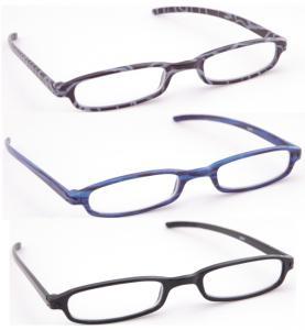 Snygga läsglasögon med plastbågar  f885226f173bf